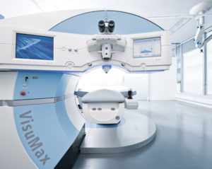 teknologien bag øjenoperation