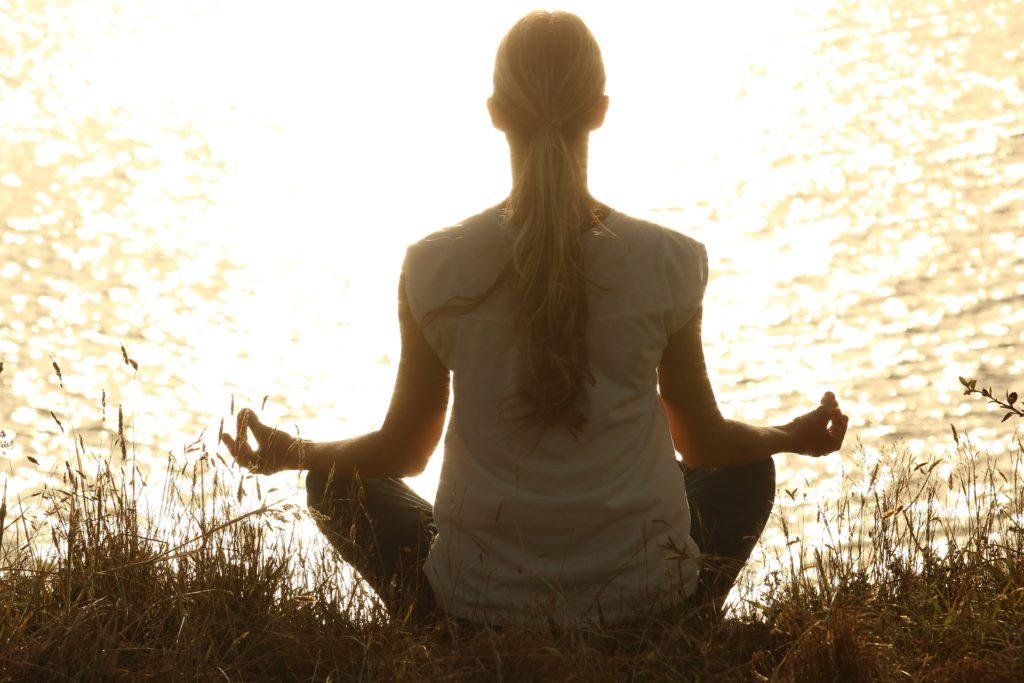 Grøn stær: Meditation kan måske supplere behandling